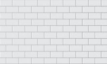 "Постер, картина, фотообои ""ceramic brick tile wall"""