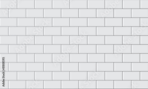 canvas print picture ceramic brick tile wall