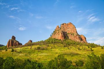 Beautiful rocks - Borov kamuk, Bulgaria