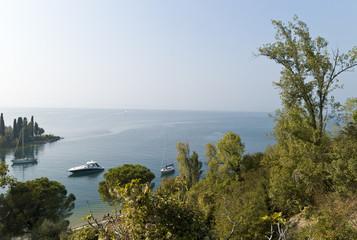 Lago di garda punta San Vigilio