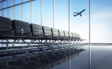 Airport Wartelounge