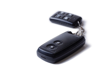Electronics car key and remote