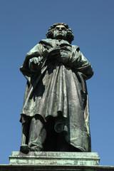 Monument to Ludwig van Beethoven in Bonn, Germany.