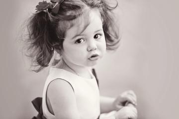 sweet toddler