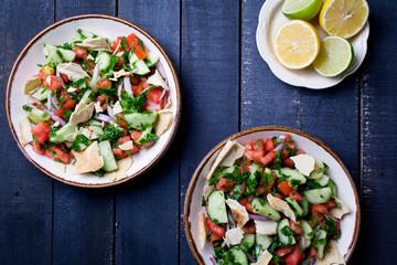 Lebanese Salad Fattoush