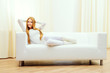 lounge rest