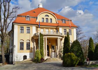 European Institute - former Palace Robert Schweikert