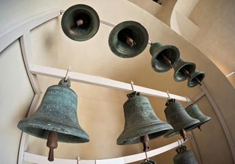Bells of Peter and Paul fortress in Saint Petersburg