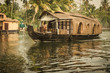 Traditional Indian houseboat - 81823139