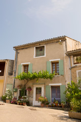 House in the French Drome