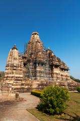 Vishvanath temple in  Khajuraho