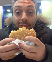 Cena al fast food