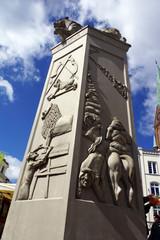 Denkmal des Sachsenherzogs Heinrich der Löwe