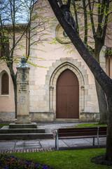 Zamora iglesia