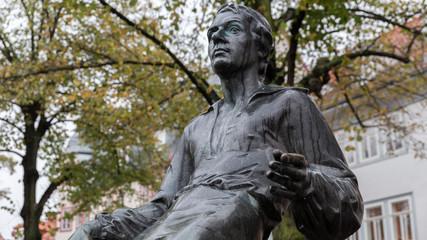 Arnstadt - Bachdenkmal