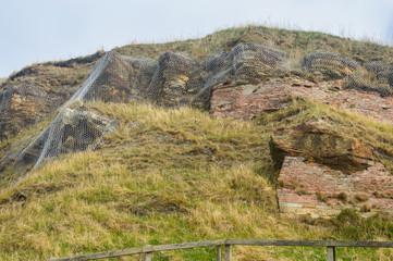 Whitby East Coastal erosion defences