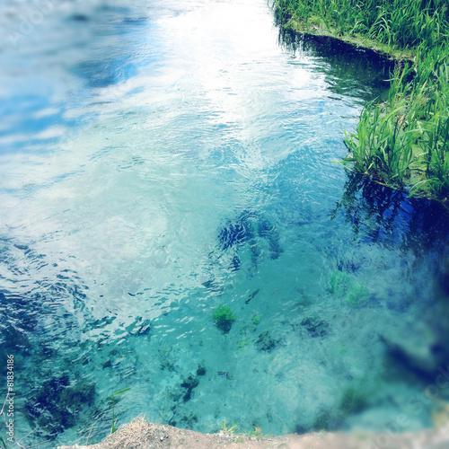 Spring water - 81834186