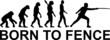 Fencing Evolution - 81834793