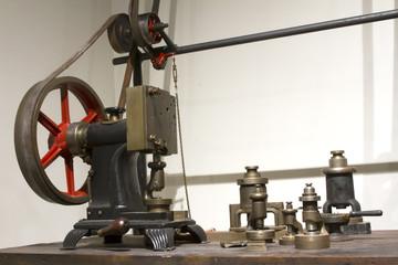 Antique Watchworks Machinery
