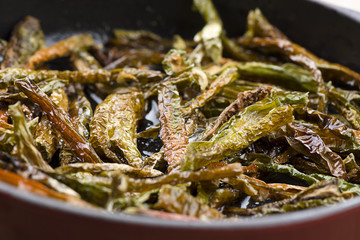 Fried Whole Red Chillies