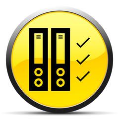 Black Network Server icon