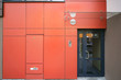 red entrance - 81843923