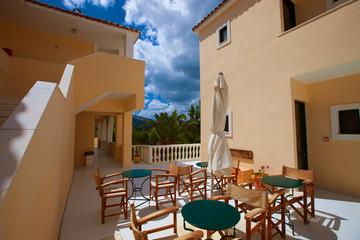 Hotel on Zakynthos