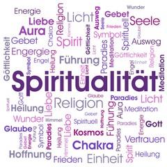 Wolke - Cloud - Spiritualität - Deutsch