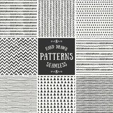 Photo: Abstract Seamless Patterns Collection