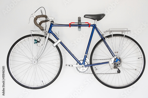 Plexiglas Fiets Touring Bicycle