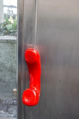 Telefonzelle der österreichischen Telekom