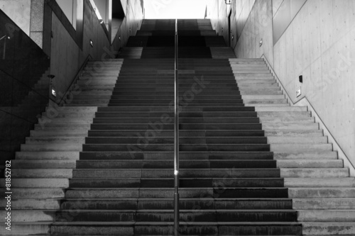 stairs in kyoto station - 81852782