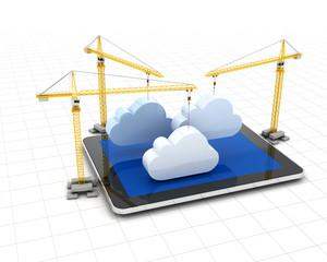 Setting up cloud storage