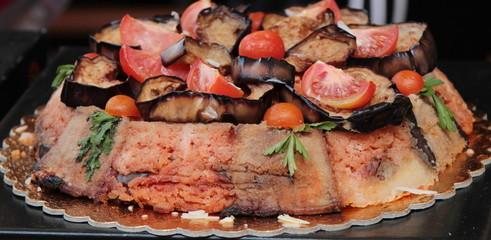 Cassata siciliana, di riso