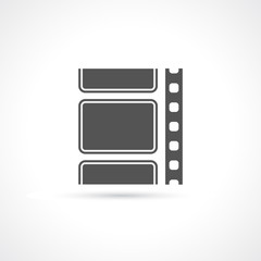 film strip reel icon