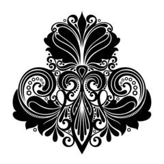 Vector Symmentrical Design Element