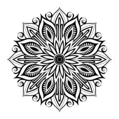 Beautiful Deco Mandala (Vector)