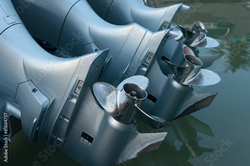 Boat engines tune up - 81864707