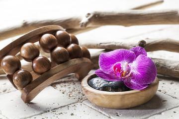 massage accessory at the beauty salon