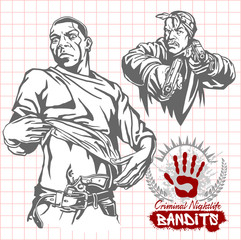 Bandits and hooligans - criminal nightlife