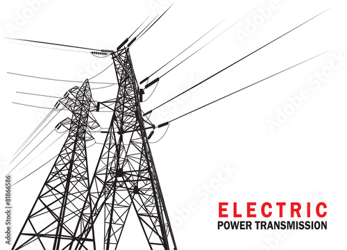 Electric power transmission. - 81866586