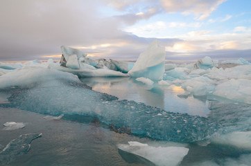 Amazing Iceland Jokulsarlon Iceberg
