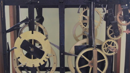 Pendulum and Gears with Sound