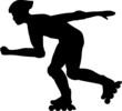 Inline Skater Silhouette - 81869500