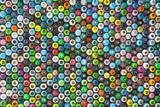 Fototapety Spray paints pattern