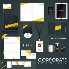 Stylish corporate identity Kit for your business needs.