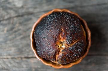 Traditional Romanian sweet bread