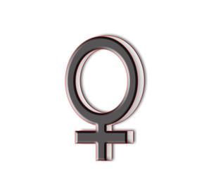 znak kobiety