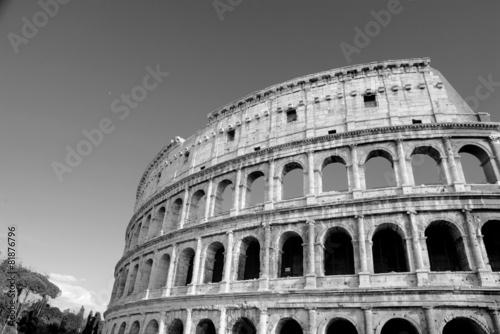 Fototapeta Colosseum in Rome, Italy