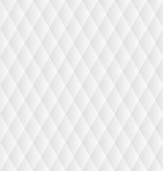 Rhombus geometric seamless abstract background.
